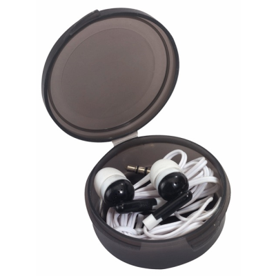 Picture of IN-EAR MUSIC HEADPHONES in Black
