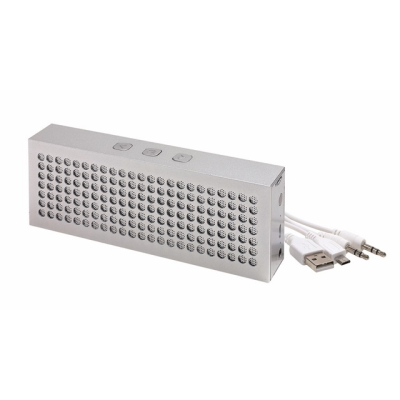 Picture of BLUETOOTH SPEAKER BRICK in Silver
