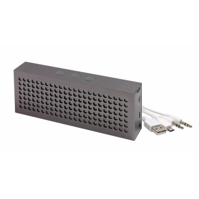 Picture of BLUETOOTH SPEAKER BRICK in Anthracite Grey