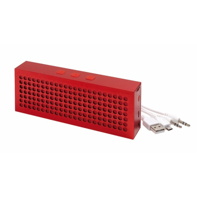 Picture of BLUETOOTH SPEAKER BRICK in Red