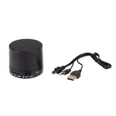 Picture of LIBERTY BLUETOOTH SPEAKER in Black