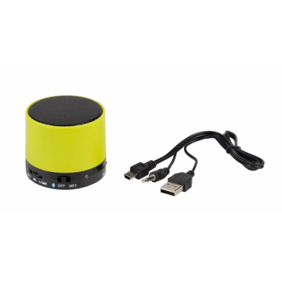 Picture of LIBERTY BLUETOOTH SPEAKER in Green