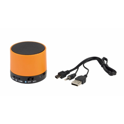 Picture of LIBERTY BLUETOOTH SPEAKER in Orange