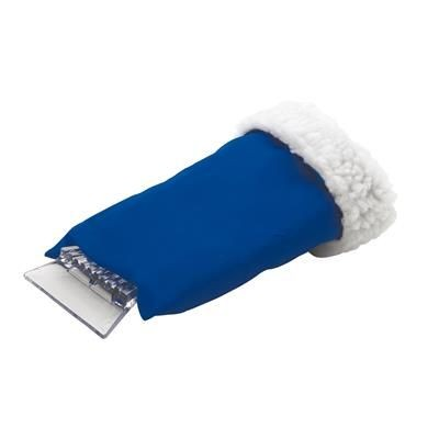 Picture of CAR ICE SCRAPPER GLOVE in Blue