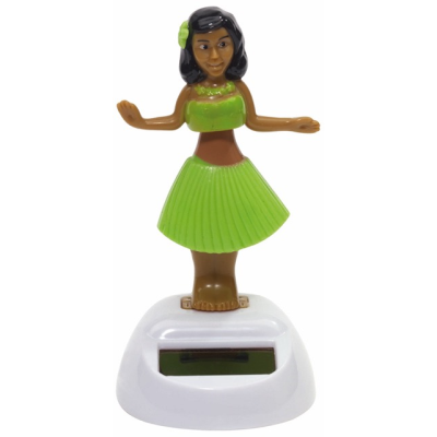 Picture of HULA SOLAR WOBBLER in Green