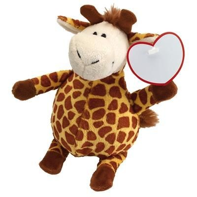 Picture of RAFFI PLUSH GIRAFFE