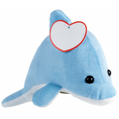 Picture of OCEAN IDA PLUSH SOFT TOY DOLPHIN