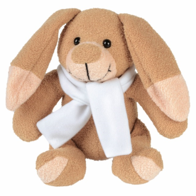 Picture of RABBIT PAUL SOFT TOY with Printable Scarf