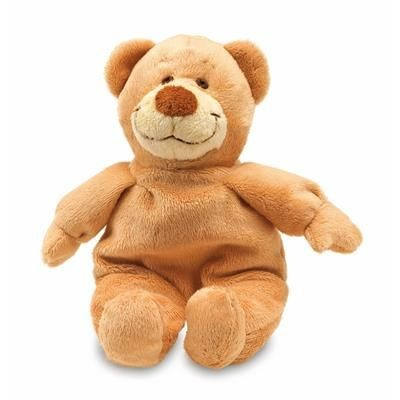 Picture of JONAS PLUSH SOFT TOY TEDDY BEAR in Brown