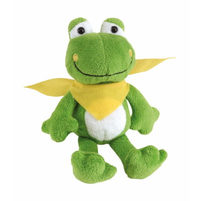 Picture of BERNARD PLUSH FROG in Green
