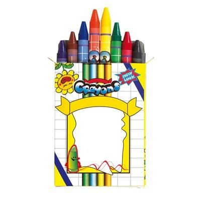 Picture of SMALL WAX CRAYON SET