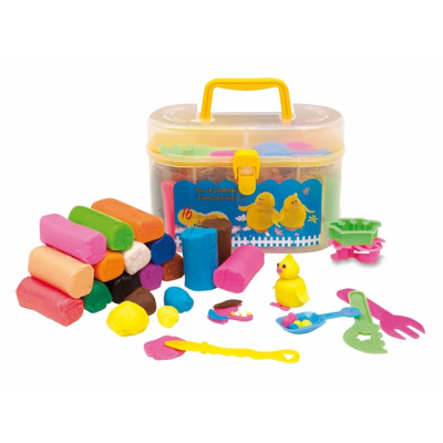Picture of FUNNY ACTIVITY MODELLING CLAY SET