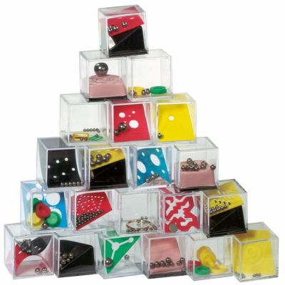 Picture of CUBE PATIENCE PUZZLE SET