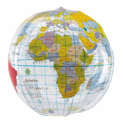 Picture of INFLATABLE GLOBE UNIVERSE