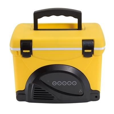 Picture of COOL BOX & RADIO in Yellow & Black