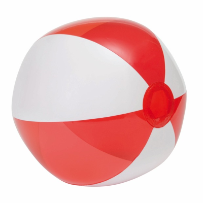 Picture of OCEAN BEACH BALL in Red