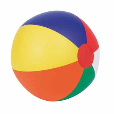Picture of OCEAN BEACH BALL in Rainbow