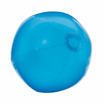 Picture of PACIFIC INFLATABLE BEACH BALL in Turquoise