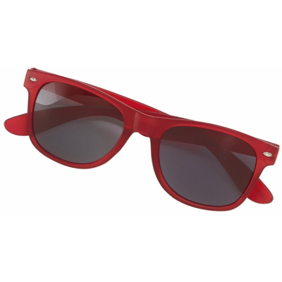 Picture of POPULAR SUNGLASSES in Red