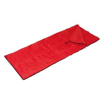 Picture of BEDTIME SLEEPING BAG in Red