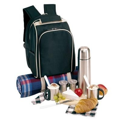 Picture of PICNIC BASKET BACKPACK RUCKSACK FOR 2