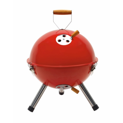 Picture of COOKOUT MINI BBQ GRILL in Light Red