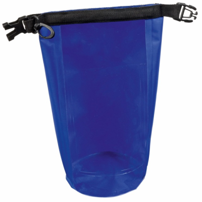 Picture of SMALL STORAGE BEACH BAG in Blue