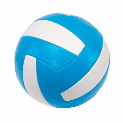 Picture of BEACH VOLLEYBALL BALL in Light Blue & White