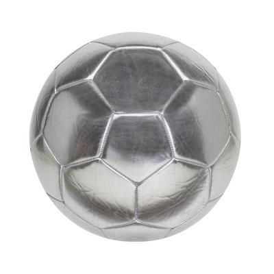 Picture of KICK SIZE 5 PVC FOOTBALL in Silver