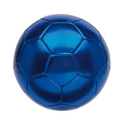 Picture of KICK SIZE 5 PVC FOOTBALL in Blue