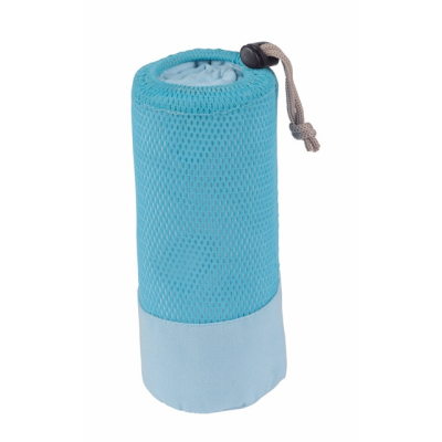 Picture of FRESHNESS MICROFIBRE TOWEL in Light Blue