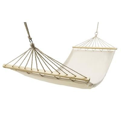 Picture of NYLON GARDEN HAMMOCK in Natural Cotton