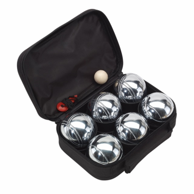 Picture of BOULES GAME SET in Black