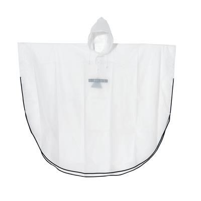 Picture of RAIN PONCHO in White