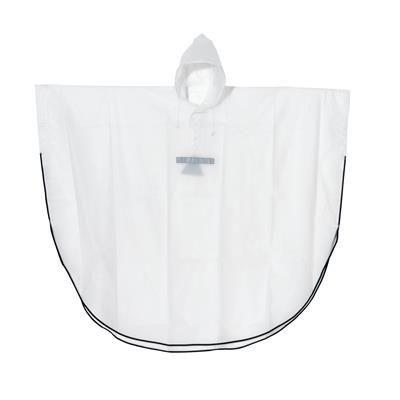 Picture of RAIN PONCHO in White