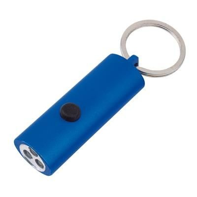 Picture of LED LIGHT KEYRING TORCH LIGHT in Blue