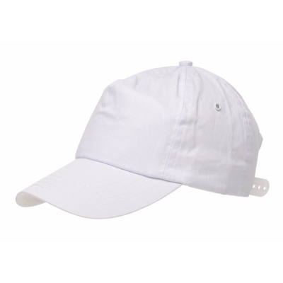 Picture of BASEBALL CAP in White