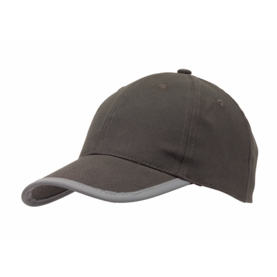 Picture of DETECTION REFLECTIVE BASEBALL CAP in Grey
