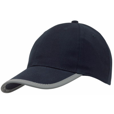 Picture of DETECTION REFLECTIVE BASEBALL CAP in Blue