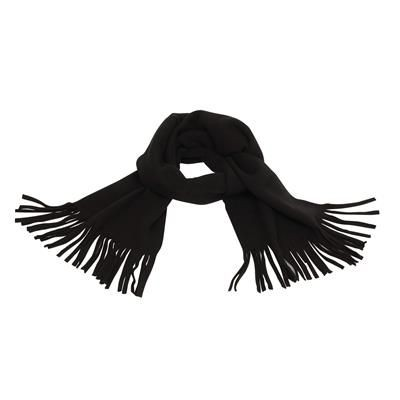 Picture of FLEECE SCARF in Black