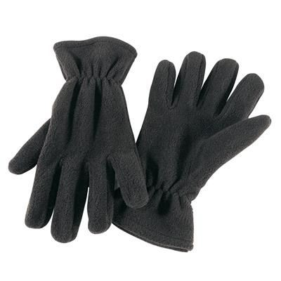 Picture of FLEECE GLOVES in Black