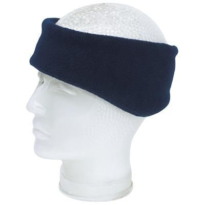 Picture of FLEECE HEAD BAND in Navy Blue