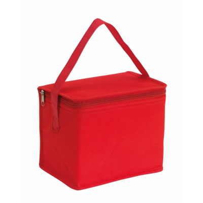 Picture of CELCIUS THERMAL INSULATED COOL BAG in Red