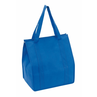 Picture of DEGREE NON WOVEN COOL BAG in Blue
