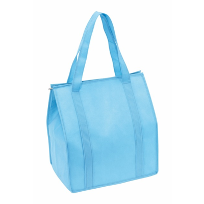 Picture of DEGREE NON WOVEN COOL BAG in Light Blue