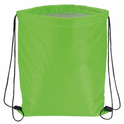 Picture of ISO COOL COOLING BACKPACK RUCKSACK in Pale Green