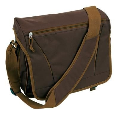 Picture of SHOULDER BAG AFRICA in Brown