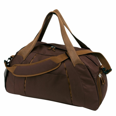 Picture of SPORTS BAG AFRICA in Brown
