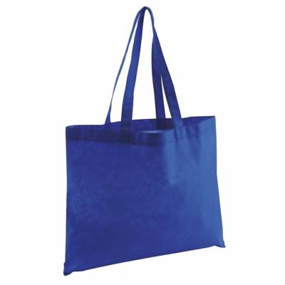Picture of SHOULDER SHOPPER TOTE BAG in Blue