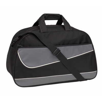 Picture of PEP SPORTS BAG HOLDALL in Black & Grey